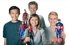DIY Toy Store Figurines - The 3DplusMe Kiosks Allow Consumers to Create Personalized Action Figures