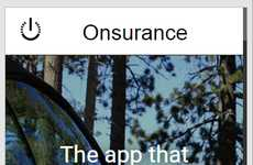 Automated Auto Insurance Apps - The Onsurance App Helps Drivers Continuously Shop for Car Insurance