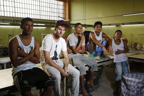 Inmate-Made Garments
