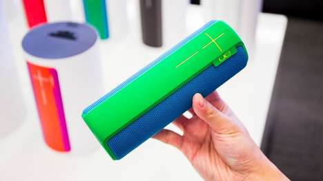 Voice-Command Bluetooth Speakers