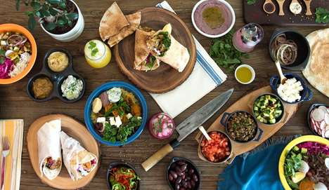 Fast Casual Mediterranean Menus - Zuuk Mediterranean Kitchen Serves Fresh Middle Eastern Dishes