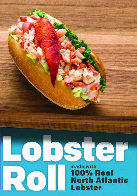Fast Food Lobster Rolls