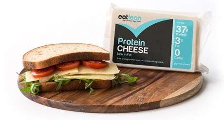 Protein-Packed Cheeses