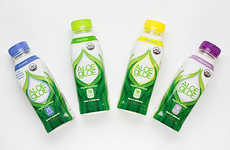 Revitalizing Aloe Drinks - This Aloe Water is a Healthy Alternative to Sugary Drinks on the Market
