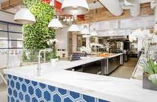 Organic Fast Food Eateries - Miami's 'Grown' Changes the Relationship Between Fast Food and Health