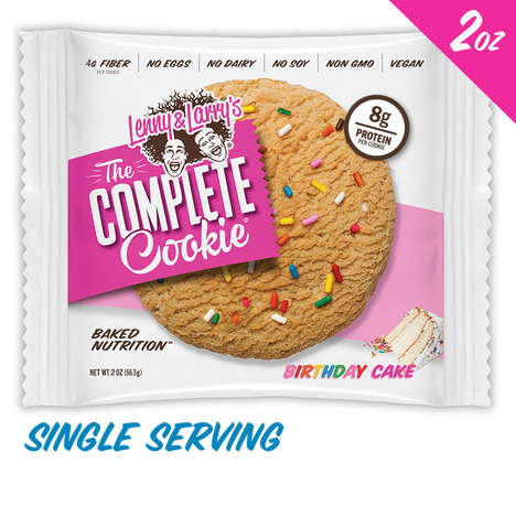 Nutritionally Complete Cookies