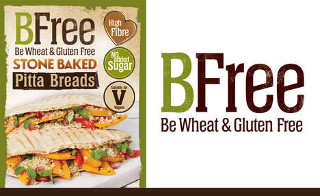 Gluten-Free Pita Breads - BFree Foods' New Pitta Breads are Made for Those with Food Allergies
