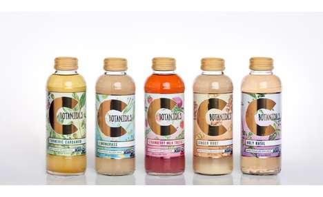 Fermented Botanical Beverages