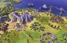 Educational Empire-Building Games - 'CivilizationEDU' Helps Students Think Critically About History