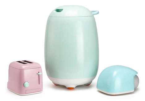 Infantile Self-Cleaning Appliances