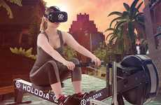 VR Fitness Platforms - Holodia is Using VR Technology to Make Fitness More Fun and Accessible