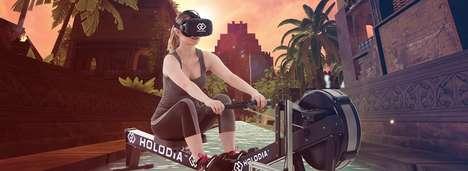 VR Fitness Platforms