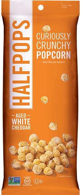 Uncooked Popcorn Snacks