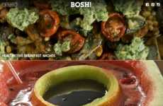 All-Vegan Video Sites - 'BOSH!' is an Online Destination for Exclusively Vegan Recipe Videos