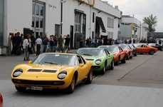 Commemmorative Iconic Supercars