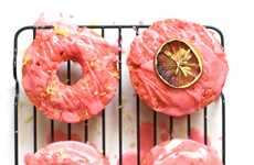 Pink Lemonade Donuts - This Girly and Refreshing Donut Recipe is Ideal for the Summer Season