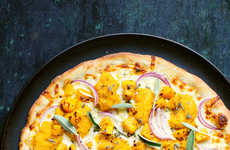 Autumnal Squash Pizzas - Kitchen Konfidence's Butternut Squash Pizza Recipe is Full of Fall Flavors