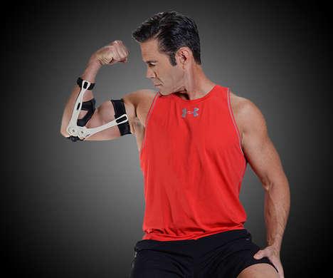 Exoskeleton Arm Bands
