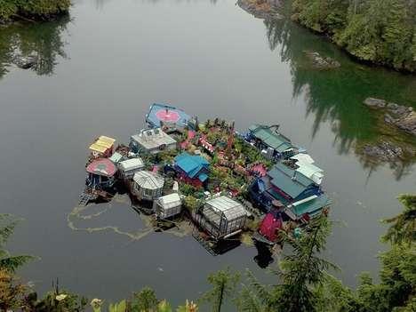 Floating Sustainable Housing