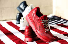 Patriotic Sneaker Collections - These Sneakers Celebrate America's Independence Day