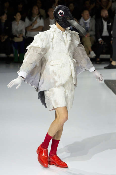 Avian-Themed Menswear Collections
