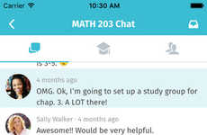Social Studying Apps - 'BuddyUp' Helps College Students Find Companions for Studying