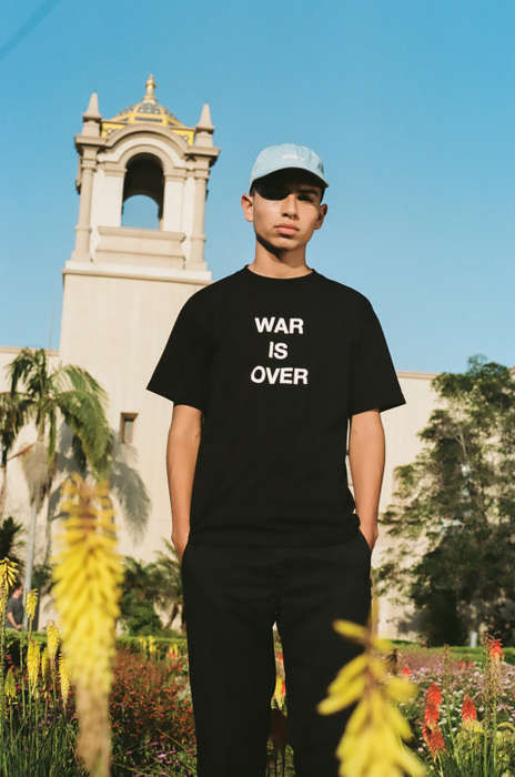 Peaceful Streetwear Editorials