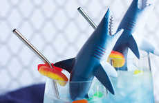 Striking Shark Cocktails