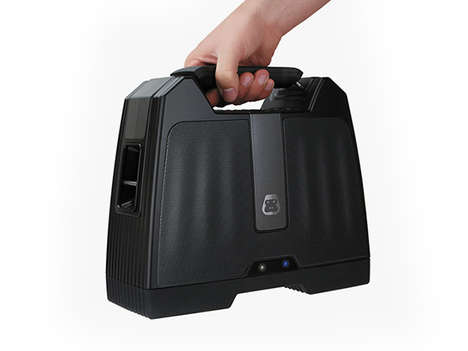 Bluetooth Briefcase Speakers