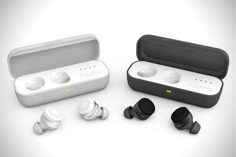 Smart Streaming Earphones