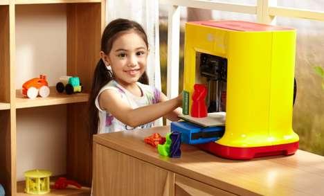 Classroom 3D Printers