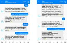 AI Travel Bots - The 'Sure' Facebook Messenger Bot Acts Like a Digital Travel Guide