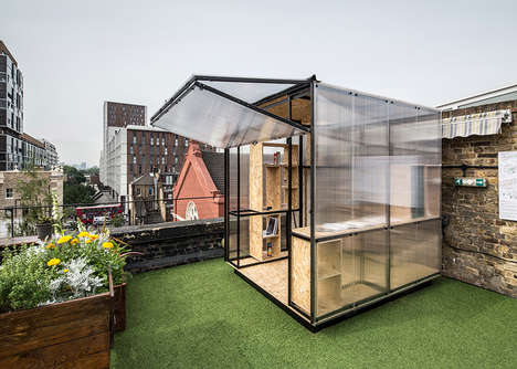Pop-Up Studio Spaces