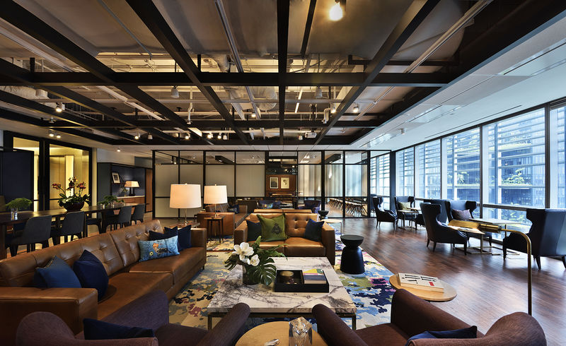 Luxurious Co-Working Spaces