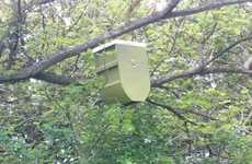 Bee-Monitoring Devices - The BuzzCloud Helps Beekeepers Monitor The Insects Without Disturbing Them