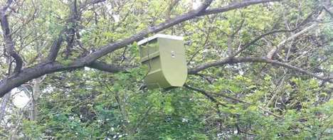 Bee-Monitoring Devices