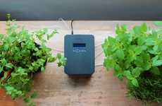 Automated Plant Watering Systems - The Hydra is an Automated System For Easy Indoor Gardening