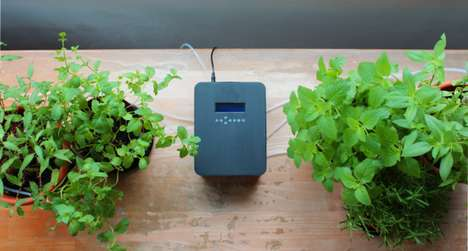 Automated Plant Watering Systems