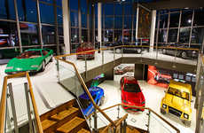 Luxury Car Museums - Bologna's Lamborghini Museum Celebrates the Auto Brand's History