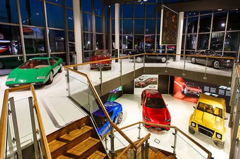 Luxury Car Museums