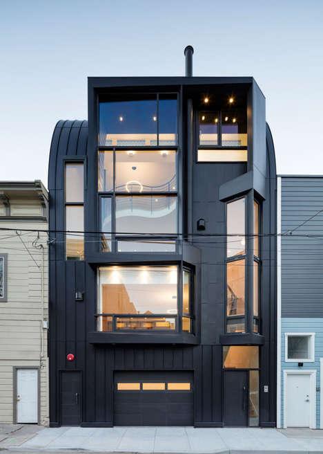 Stark Apartment Exteriors