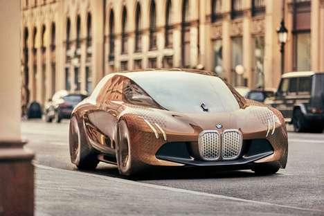 Autonomous Luxury Vehicles