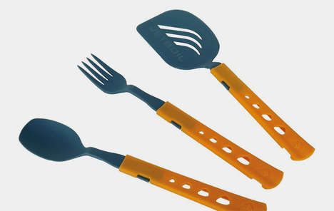 Cleaning Camping Utensils