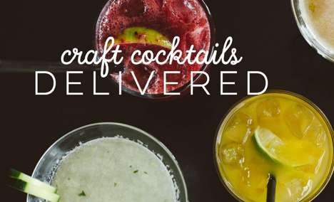 Subscription Cocktail Deliveries