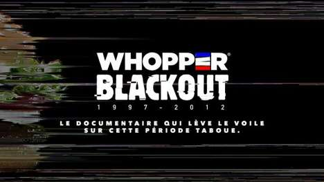 Comedic Fast Food Ads - This Burger King Mockumentary Chronicles a Whopper Blackout