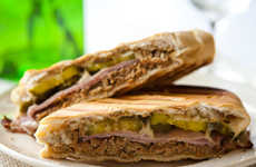 Cuban Pulled Pork Sandwiches - This Cuban Sandwich is Inspired By Hispanic-American Culture