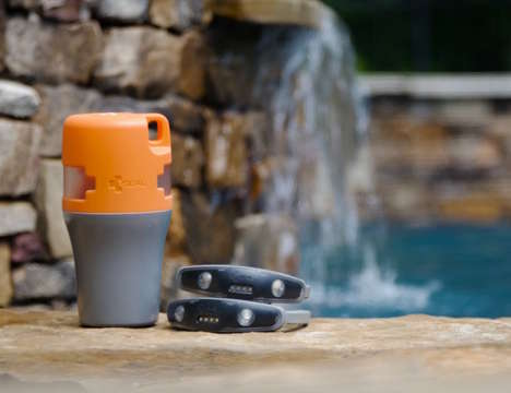 Wearable Swimming Monitors