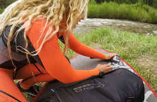 POV Camera Backpacks - The GoPro Seeker Knapsack is Made to Hold Five GoPros for on-the-Go Filming