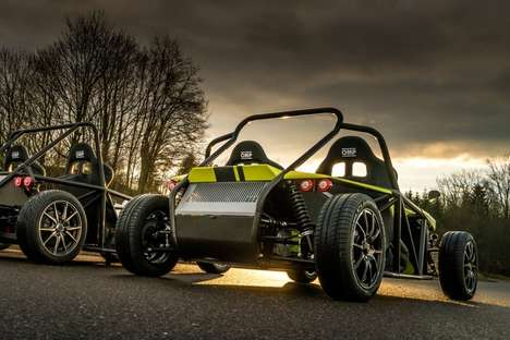 Electrifying Sports Cars