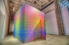 Interactive Rainbow Installations